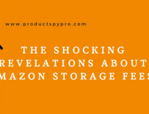 The Shocking Revelations about Amazon Storage Fees and how to save your business from total loss