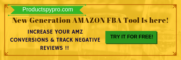 Track review amazon fba tool free trial