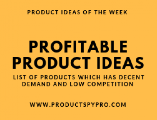 Profitable Product Ideas & List of Products Which Has Decent Demand and Low Competition