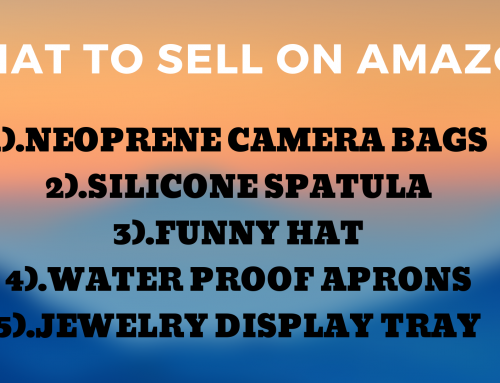 What to Sell on Amazon – Product Ideas for MAY Water Proof Aprons,Jewelry display tray and Funny Hat